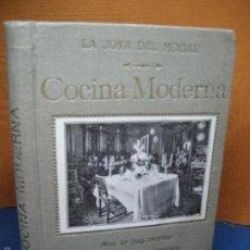 Libros antiguos: DELIVA, FRANCISCO. MANUAL DE COCINA MODERNA. [1912]. Lote 55109352