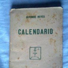 Libros antiguos: CALENDARIO.. Lote 55118294