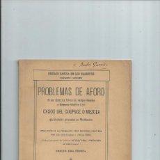 Libri antichi: 1916 GARCÍA DE LOS SALMONES - AFORO ... VINIFICACIÓN ... COSECHEROS VITICULTORES VINO VINOS. Lote 55153116