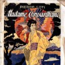 Libros antiguos: PIERRE LOTI : MADAME CHRYSANTHEME (RIVADENEYRA, 1922). Lote 55196797