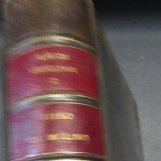Libros antiguos: ESPINEL VIDA DE MARCOS DE OBREGÓN TOMO 1 EDIT LA LECTURA AÑO 1922. Lote 55314070