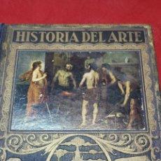 Libros antiguos: HISTORIA DEL ARTE - J. F. RÁFOLS - EDITORIAL RAMÓN SOPENA AÑO 1942. Lote 55418569