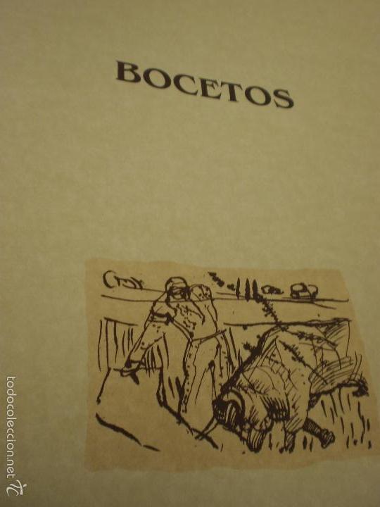 Libros antiguos: GRAN LIBRO DE TOROS - PINTOR LOMBARDÍA - Foto 6 - 55636256