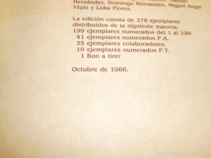 Libros antiguos: GRAN LIBRO DE TOROS - PINTOR LOMBARDÍA - Foto 11 - 55636256