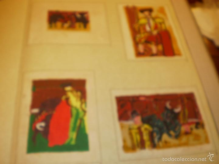 Libros antiguos: GRAN LIBRO DE TOROS - PINTOR LOMBARDÍA - Foto 18 - 55636256