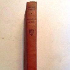 Libros antiguos: ROSARIO AL SOL. 1921 FRANCIS JAMMES.COLECCION CONTEMPORANEA. TRAD. MAGDA DONATO. INTONSO. Lote 55731919