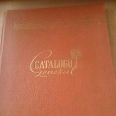 Libros antiguos: CATÁLOGO GENERAL DE LA SOCIEDAD AMA DE GRANDES ILUMINACIONES (MADRID, HACIA 1930). Lote 55770550
