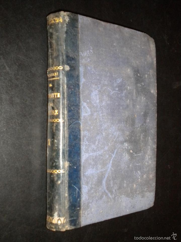 DESQUITE DE YANEZ / SALGARI / TOMO PRIMERO / SATURNINO CALLEJA (Libros antiguos (hasta 1936), raros y curiosos - Literatura - Narrativa - Otros)