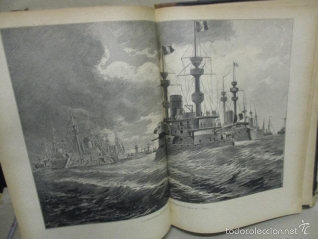 Libros antiguos: Libro volumen revista - La Ilustración Ibérica 1893 - Tomo Undecimo - Editor + Ramon Molinas - Foto 14 - 55804982
