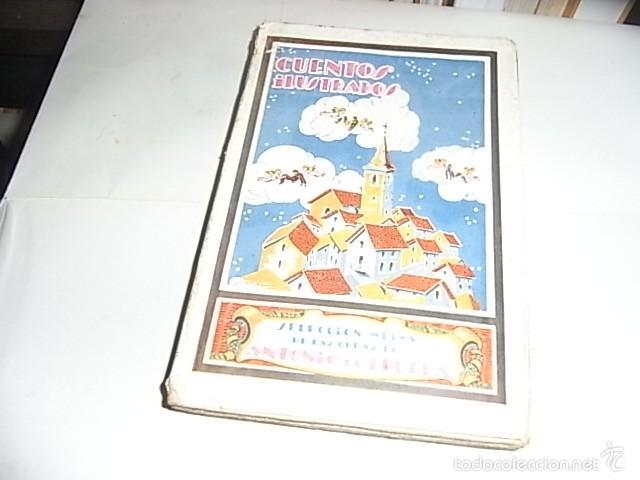 ANTONIO TRUEBA, CUENTOS ILUSTRADOS, 1927 (Libros antiguos (hasta 1936), raros y curiosos - Literatura - Narrativa - Otros)