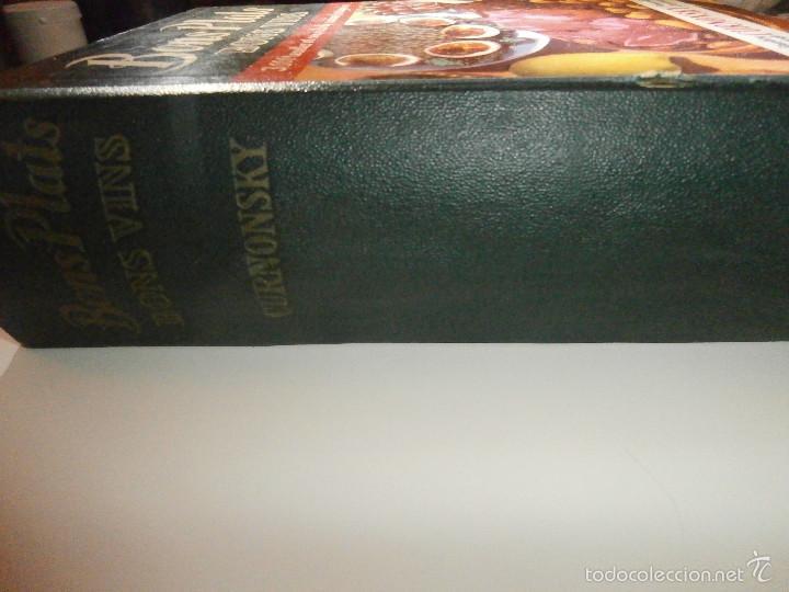 Libros antiguos: Libro - Recetas de cocina, En Francés- Bon Plats, Bons Vins, Curnonsky, 1950, Maurice Ponsot éditeur - Foto 4 - 56024393