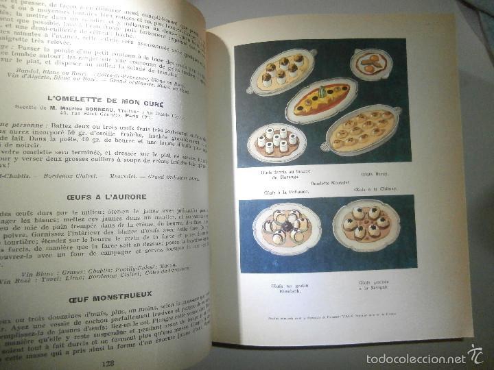 Libros antiguos: Libro - Recetas de cocina, En Francés- Bon Plats, Bons Vins, Curnonsky, 1950, Maurice Ponsot éditeur - Foto 9 - 56024393