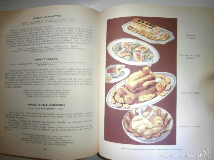 Libros antiguos: Libro - Recetas de cocina, En Francés- Bon Plats, Bons Vins, Curnonsky, 1950, Maurice Ponsot éditeur - Foto 11 - 56024393