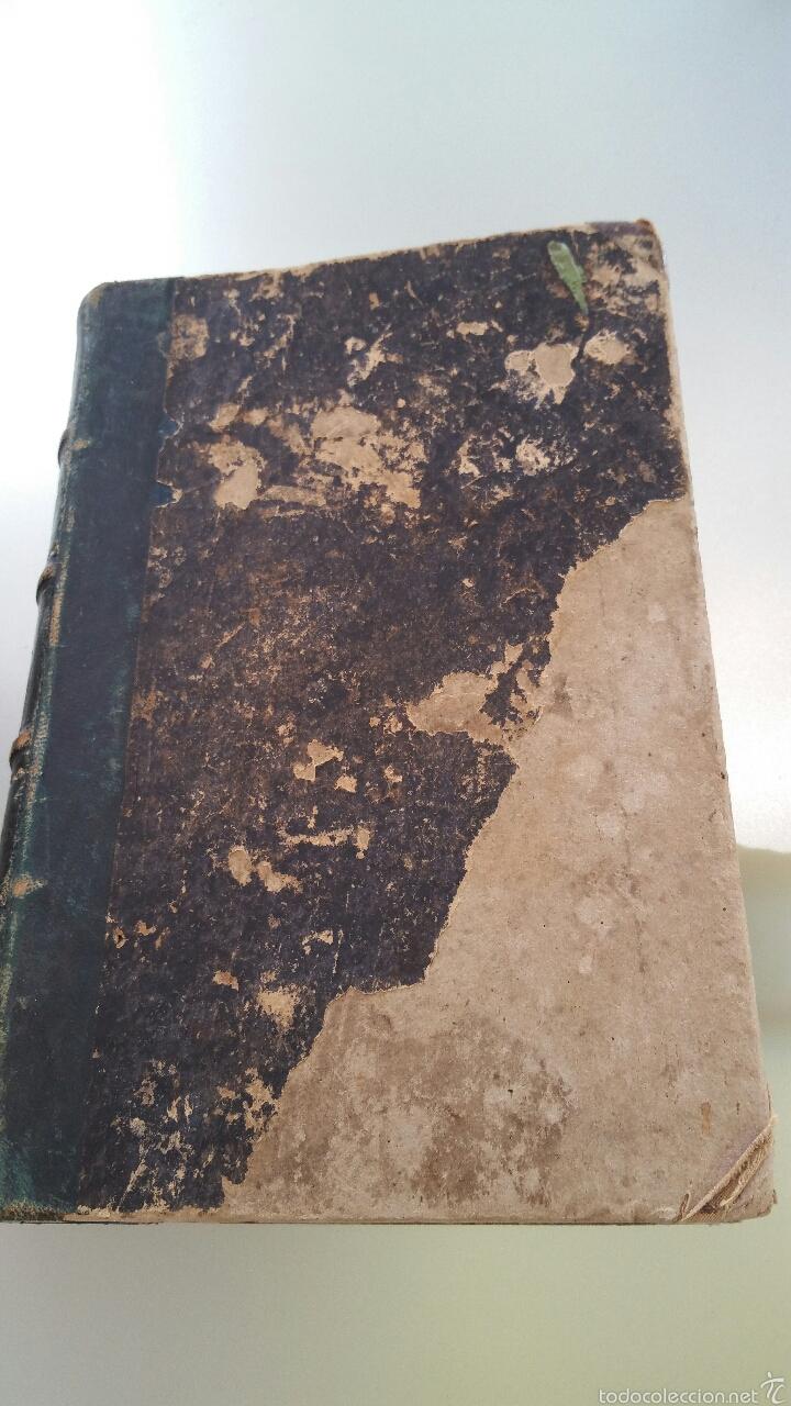 Libros antiguos: DON JUAN TENORIO - TOMO I y II- 1883 - 22CM X 15´5CM - 2 LAMINAS DE DIBUJO A COLOR - Foto 2 - 53885649