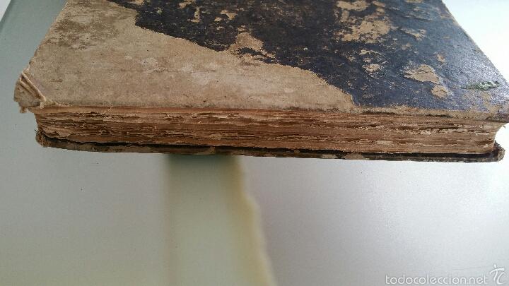 Libros antiguos: DON JUAN TENORIO - TOMO I y II- 1883 - 22CM X 15´5CM - 2 LAMINAS DE DIBUJO A COLOR - Foto 6 - 53885649