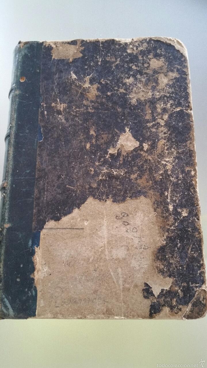 Libros antiguos: DON JUAN TENORIO - TOMO I y II- 1883 - 22CM X 15´5CM - 2 LAMINAS DE DIBUJO A COLOR - Foto 7 - 53885649