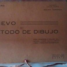Libros antiguos: MÉTODO DE DIBUJO QUINTO AÑO.MADRID 1934. Lote 56062529