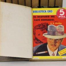 Libros antiguos: 7352 - BIBLIOTECA ORO. 10 TOMOS. VV. AA(VER DESCRIP). EDI. MOLINO. 1934-1944. . Lote 56076787