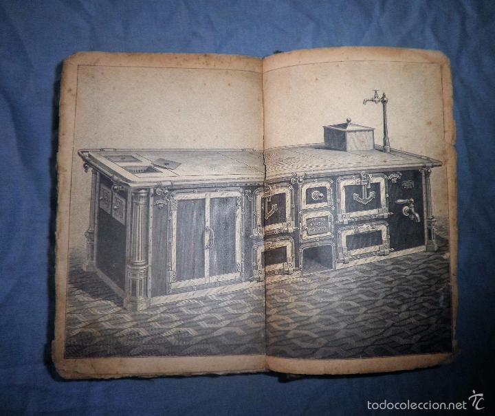 Libros antiguos: LA GASTRONOMIA MODERNA - GIUSEPPE SORBIATTI - AÑO 1888 - EXCEPCIONAL EDICION ORIGINAL. - Foto 14 - 56127475