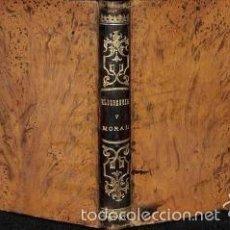 Old books - Colección de Trozos de Elocuencia y Moral en prosa y verso. GASTOS DE ENVIO GRATIS 1904 - 56137864