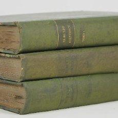 Libros antiguos: 7376 - EL MUNDO CIENTIFICO INVENTOS MODERNOS. 3 TOMOS(VER DESCRIP). EDI. F. Y SUSANNA. 1912-15.. Lote 56151487