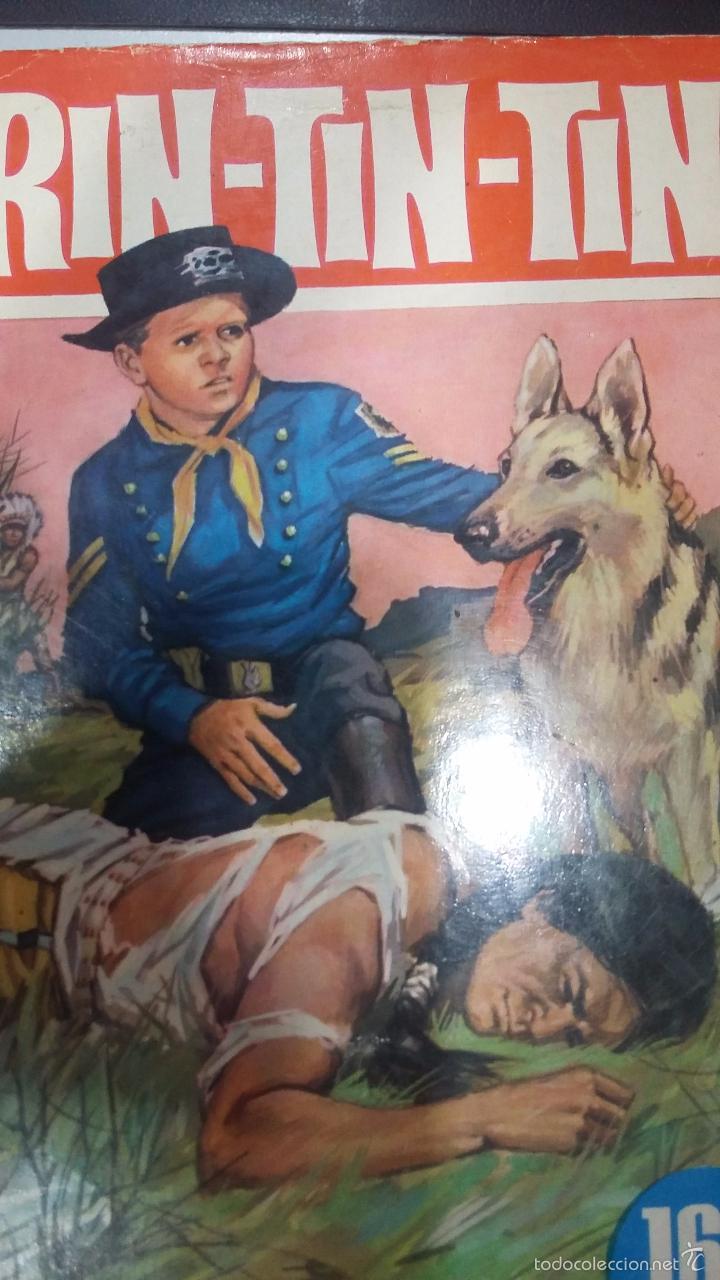 RIN TIN TIN: 7 TOMOS. COLECCION HEROES DE BRUGUERA (Libros Antiguos, Raros y Curiosos - Literatura Infantil y Juvenil - Otros)