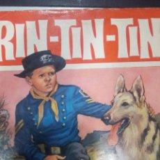 Libros antiguos: RIN TIN TIN: 7 TOMOS. COLECCION HEROES DE BRUGUERA. Lote 56155388