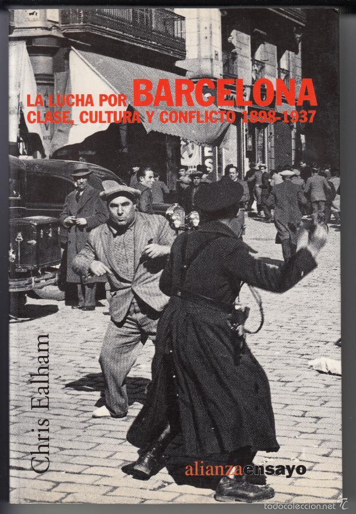 Resultat d'imatges de la lucha por barcelona