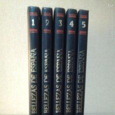 Libros antiguos: BELLEZAS DE ESPAÑA. Lote 55695247