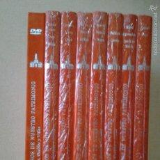 Libros antiguos: TESOROS DE NUESTRO PATRIMONIO. Lote 55908890