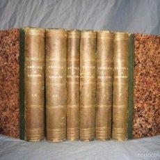 Alte Bücher - CRONICA UNIVERSAL DEL PRINCIPADO DE CATALUÑA - AÑO 1829 - G.PUJADES - MONUMENTAL. - 56277849