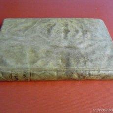 Libros antiguos: 1819 ARTE EPISTOLAR MELCHOR DE SAS. Lote 56293882