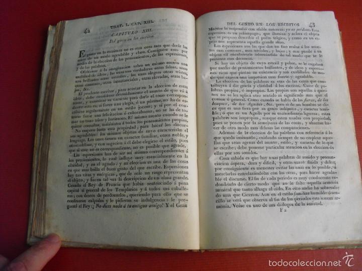 Libros antiguos: 1819 ARTE EPISTOLAR MELCHOR DE SAS - Foto 3 - 56293882