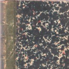 Libros antiguos: EL LIBRO DE LAS FAMILIAS. MANUAL PRÁCTICO DE COCINA - LEOCADIO LÓPEZ EDITOR, 1874. Lote 56308745