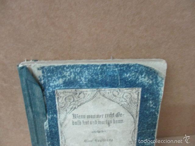 Libros antiguos: Wenn Man Nur Recht Gebult Hat! Franz Hoffman - 1865 - con ilustraciones B/N de caza (ver fotos) - Foto 4 - 56327051