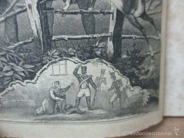 Libros antiguos: Wenn Man Nur Recht Gebult Hat! Franz Hoffman - 1865 - con ilustraciones B/N de caza (ver fotos) - Foto 6 - 56327051