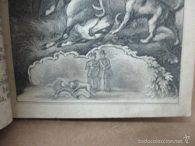 Libros antiguos: Wenn Man Nur Recht Gebult Hat! Franz Hoffman - 1865 - con ilustraciones B/N de caza (ver fotos) - Foto 11 - 56327051