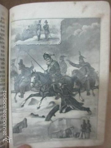 Libros antiguos: Wenn Man Nur Recht Gebult Hat! Franz Hoffman - 1865 - con ilustraciones B/N de caza (ver fotos) - Foto 12 - 56327051