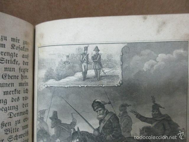 Libros antiguos: Wenn Man Nur Recht Gebult Hat! Franz Hoffman - 1865 - con ilustraciones B/N de caza (ver fotos) - Foto 13 - 56327051