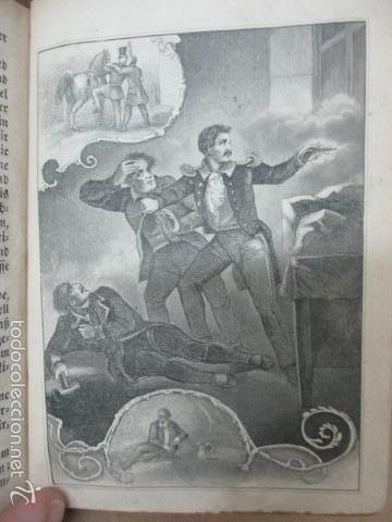 Libros antiguos: Wenn Man Nur Recht Gebult Hat! Franz Hoffman - 1865 - con ilustraciones B/N de caza (ver fotos) - Foto 15 - 56327051