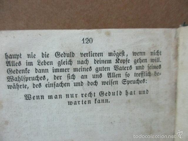 Libros antiguos: Wenn Man Nur Recht Gebult Hat! Franz Hoffman - 1865 - con ilustraciones B/N de caza (ver fotos) - Foto 18 - 56327051