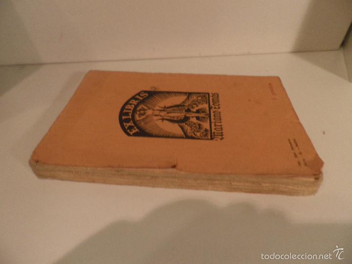 Libros antiguos: La florista de Tiberiades - Tomás, Mariano, 1926 - Foto 3 - 56335031