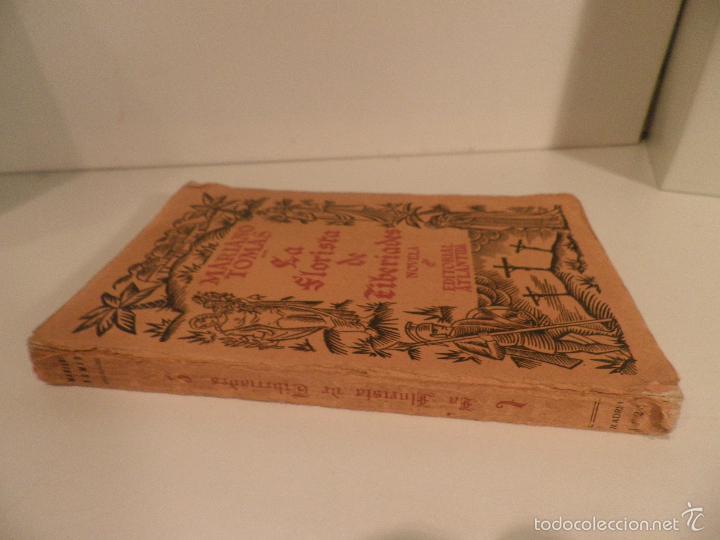 Libros antiguos: La florista de Tiberiades - Tomás, Mariano, 1926 - Foto 4 - 56335031
