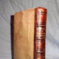 Libros antiguos: MANUAL DE LA MODA ELEGANTE - COSTURA·BORDADOS - 1878 - MUY ILUSTRADO.. Lote 56372318