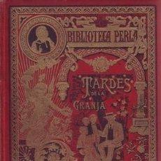 Libros antiguos: DUCRAY-DUMINIL: LAS TARDES DE LA GRANJA O LAS LECCIONES DEL PADRE. BIBLIOTECA PERLA, CALLEJA 1935. Lote 56372574