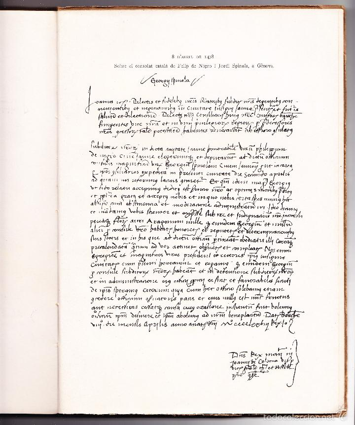 Libros antiguos: CATALUNYA DESCOBRIDORA DAMERICA 1929 R CARRERAS VALLS - Foto 5 - 56473875