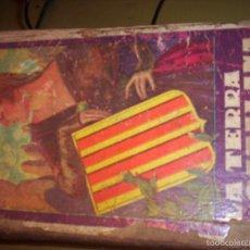 Libros antiguos: LA TERRA CATALANA - JOAQUIM PLA CARGOL - 1932 - TEXTO EN CATALAN. Lote 56492955