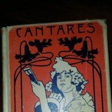 Libros antiguos: CANTARES. Lote 56505458