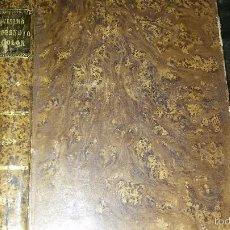 Libros antiguos: NOVISIMO COMPENDIO TEÓRICO-PRÁCTICO DE JUZGADOS MILITARES DE COLON 1852. Lote 56526072