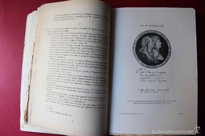 Libros antiguos: Historia del pensamiento político catalán durante 1793-1795. Ángel Ossorio. 1913. Dedicado por autor - Foto 4 - 56590291